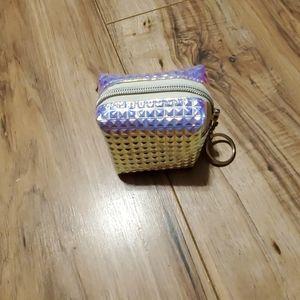 Brand new keychain purse